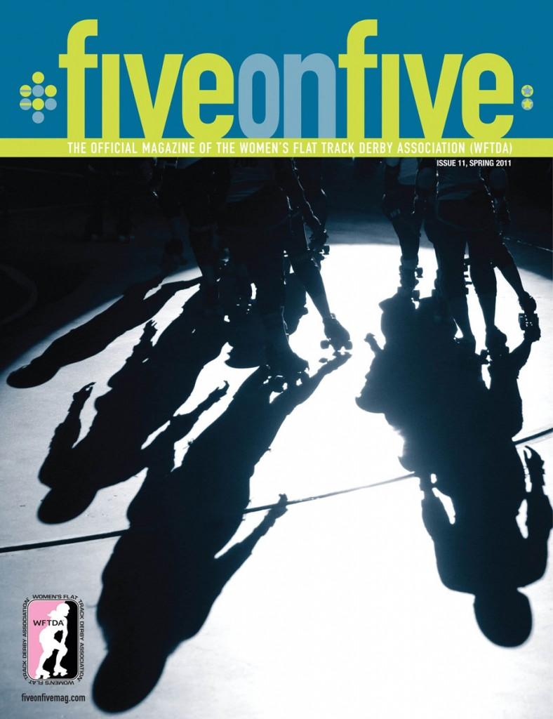 fiveonfive cover-Spring 2011